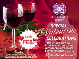 Valentines Day @ Bojo beach Resort
